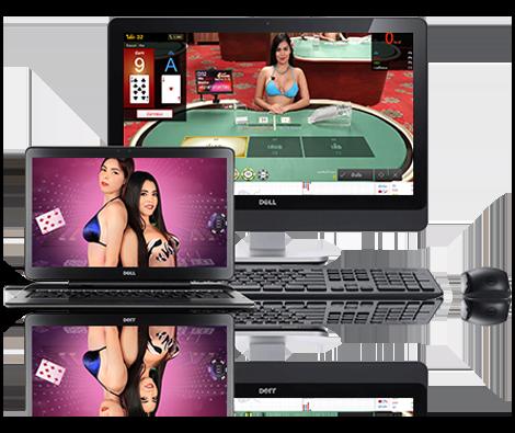 วิธีเข้าผ่านเว็บ เซ็กซี่เกมมิ่ง Sexy Gaming