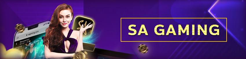 SA Gaming เว็บคาสิโนออนไลน์ บาคาร่า